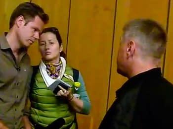 Слов'янські повстанці хочуть виміняти затриманого «народного губернатора» Губарєва на американського журналіста (Частина 2)