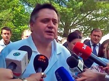 Стан мера Харкова Геннадія Кернеса після операції дуже тяжкий – лікар