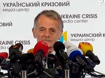 Dzhemilev warned that the Majlis can go underground