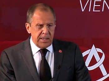 Лавров «проти» повторних переговорів у Женеві по Україні