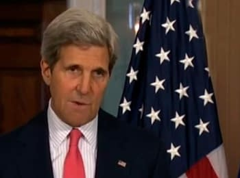 US Secretary of State John Kerry: referendum in Donets'k and Luhans'k – «fictitious»