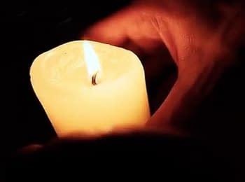 """Запали свічку. """"1939-1945. Ніколи знову"""""""