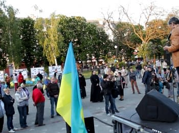 """Day of Remembrance and Reconciliation"" in Chernigiv, 09.05.2014"