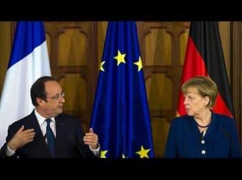 Берлин и Париж грозят Москве новыми санкциями