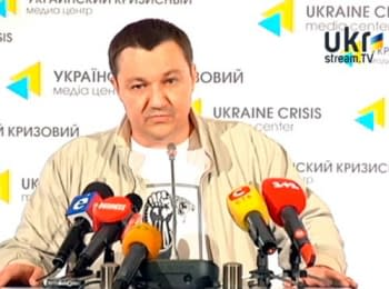 Death of the Ukrainian soldiers forced the executives to intensify anti-terrorist operation - Tymchuk