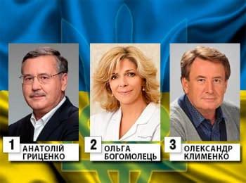 Національні дебати кандидатів у президенти України, 09.05.2014