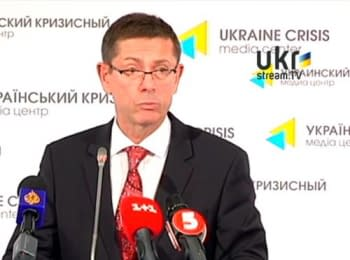UN notes situation deterioration with human rights in East Ukraine and Crimea (English)