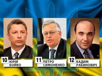 Національні дебати кандидатів у президенти України, 16.05.2014