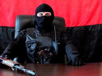 «Чоловік в чорному» відповів диверсанту Стрєлкову