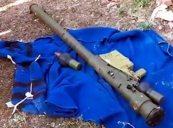 У Донецькій області затримано екстремістів з переносним зенітним ракетним комплексом