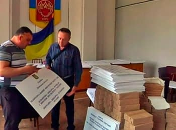 Donets'k region prepares for presidential elections