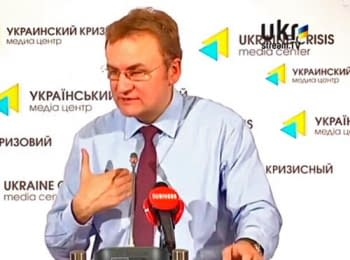 All oligarchs of Ukraine - from the East and they have to remember who made them rich - Andriy Sadovyi