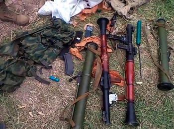 Українські силовики затримали двох диверсантів