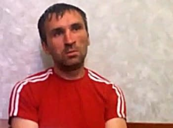 In Kharkiv is detained a Russian Federation citizen who was a sniper during the Chechen campaigns