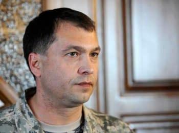 Самопроголошений «губернатор» Луганщини Валерій Болотов оголосив «воєнний стан» і попросив Путіна ввести війська