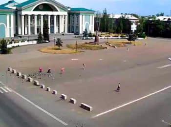 Сєвєродонецьк - Площа Радянська
