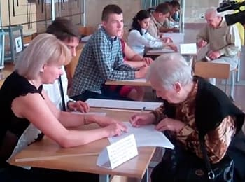 In Dnipropetrovsk region all polling stations opened