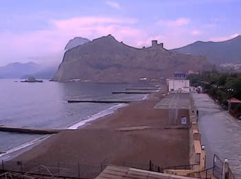 "Sudak ""Waterfront"" - central beach"