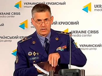 Col. Andriy Ordynovych: participation in international peacekeeping missions allows us to increase proffessional level of Ukrainian army and save money, on May 30, 2014