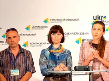 "Russia accused Ukrainians Sentsov, Chirny, Kol'chenko Afanasiev in co-organizing terror acts and membership in the ""Right sector"", on May 30, 2014"