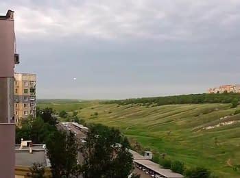 Нападение на пограничников. Луганск, 02.06.2014