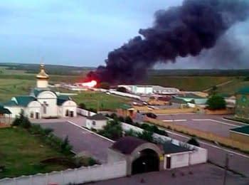Напад на прикордонну заставу. Луганськ, 02.06.2014