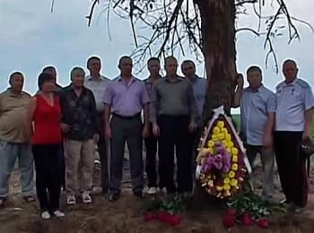 Residents of Volnovakha are going to establish a monument to the dead soldiers of Armed Forces of   Ukraine