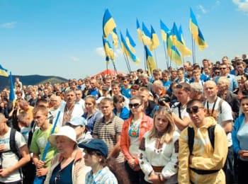 Молитва за Україну, Мир і Спокій, 24.05.2014 (Англійською)