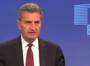 Україна та Росія відновили газові переговори в Брюсселі, 02.06.2014