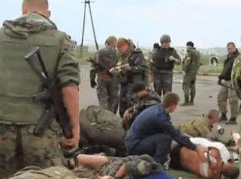 Anti-terrorist operation: Evacuation of wounded, on June 3, 2014