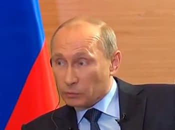 Putin explained why annexed the Crimea