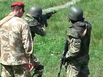 Батальйон «Донбас» готується до відправки в зону АТО