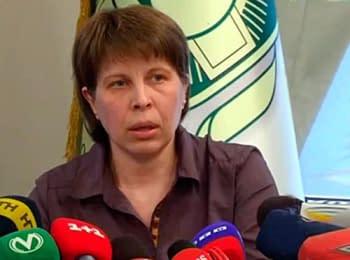 МОЗ про евакуацію дітей-сиріт з Луганська та Донецька