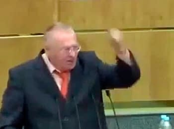 Zhirinovsky: it is necessary to open border  with Ukraine for Chechens and Cossacks