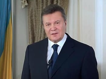 В сети появилось очередное обращение Януковича, записанное в Ростове-на Дону
