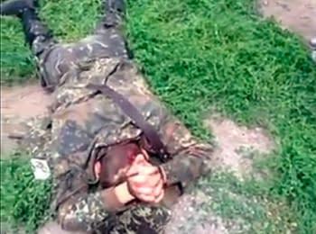 У Маріуполі затримали кількох бойовиків зі зброєю, 13.06.2014