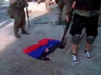 У Маріуполі узятий штаб так званої «ДНР», 13.06.2014