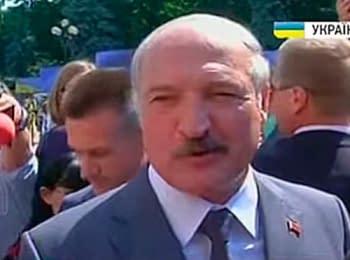 Лукашенко: Крым не теряйте, а Януковича заберите