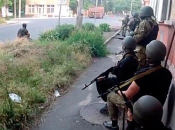 Як «Азов» звільняв Маріуполь від бойовиків, 13.06.2014