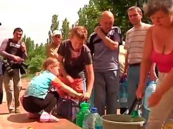 Вибір жителів Слов'янська: жити з труднощами чи втекти