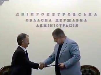 Коломойський та Джемілєв домовилися про співпрацю, 17.06.2014