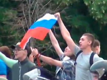 Протистояння: Майдан - Антимайдан. Харків, 22.06.2014