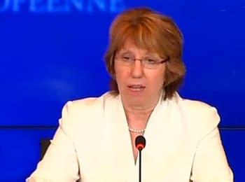 ЄС підтримує мирний план Порошенка і готується до підписання Угоди про Асоціацію, 23.06.2014