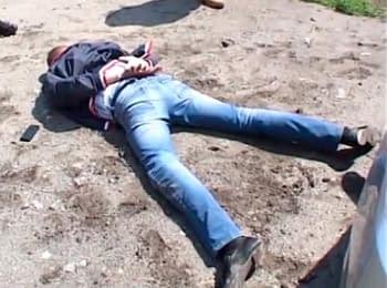 В Днепропетровске СБУ задержала группу террористов, 24.06.2014