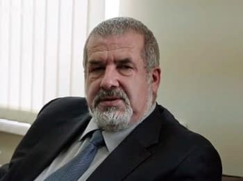 Chubarov: We were for the first time forbidden to celebrate Day of a flag in the center of Simferopol