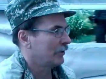 Подробности штурма воинской части в Донецке – версия захватчиков