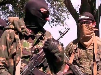 Бывшие сепаратисты Славянска сейчас сотрудничают с украинскими военными (03.07.2014)