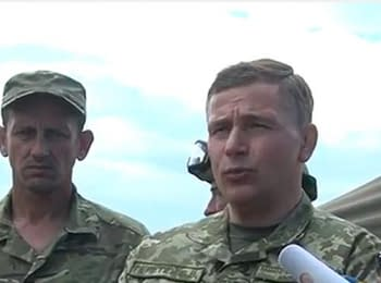 Мініст оборони України про хід АТО