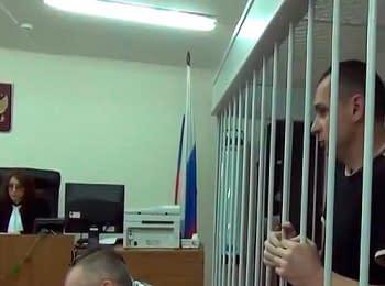 Український режисер Олег Сенцов: Я не кріпак, щоб із землею мене передавати (07.07.2014)