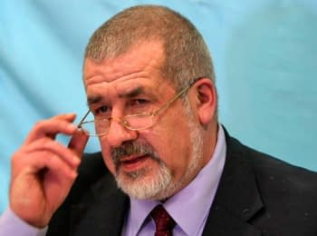 Refat Chubarov: I was handed a decree banning entry to the Russian Federation, on July 5, 2014